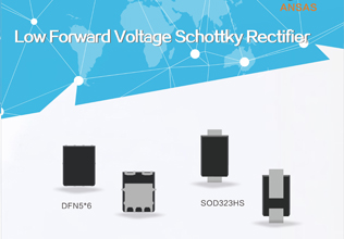 Low Forward Voltage Schottky Re