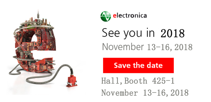 Electronica 2018 Munich